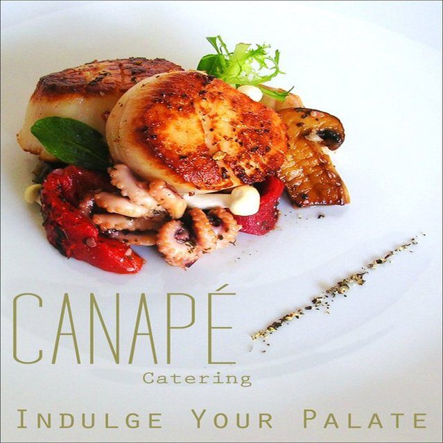 Canap catering malpais surfing for Canape catering services
